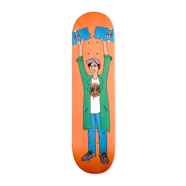 Pardon My Thrashing Skate Anything Deck