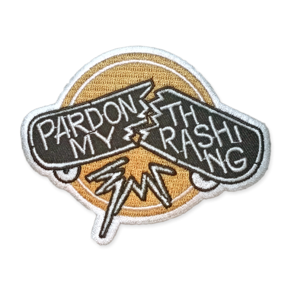 Pardon My Thrashing Patch