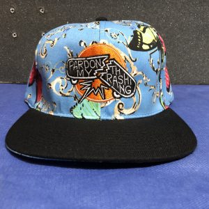 Butter Fly Hat