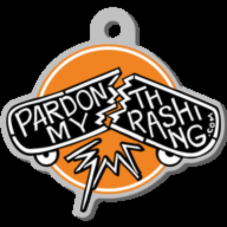 PMT Logo Key Chain