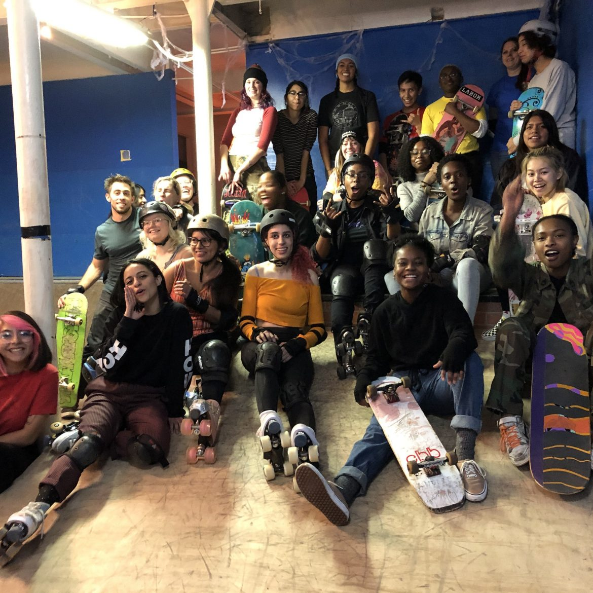 FroSkate Meet Up