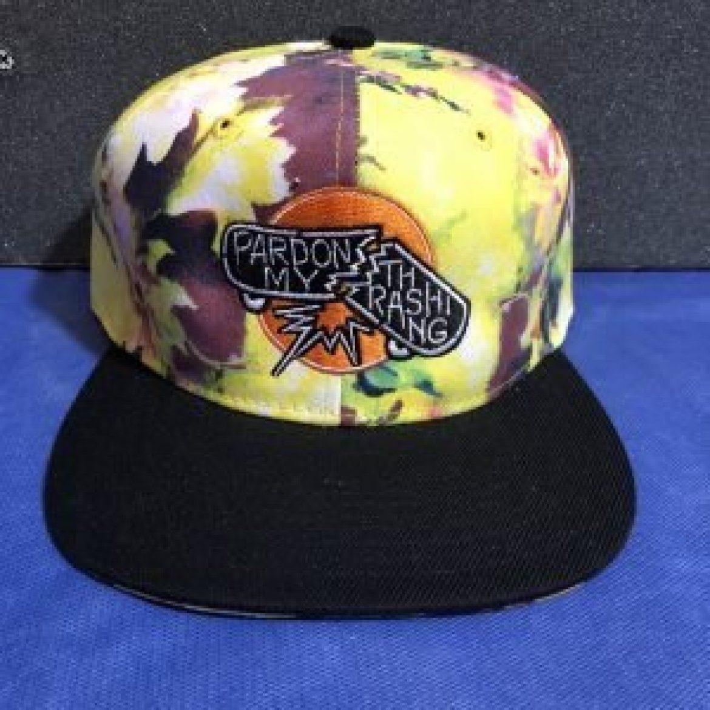 Garden Camo Hat