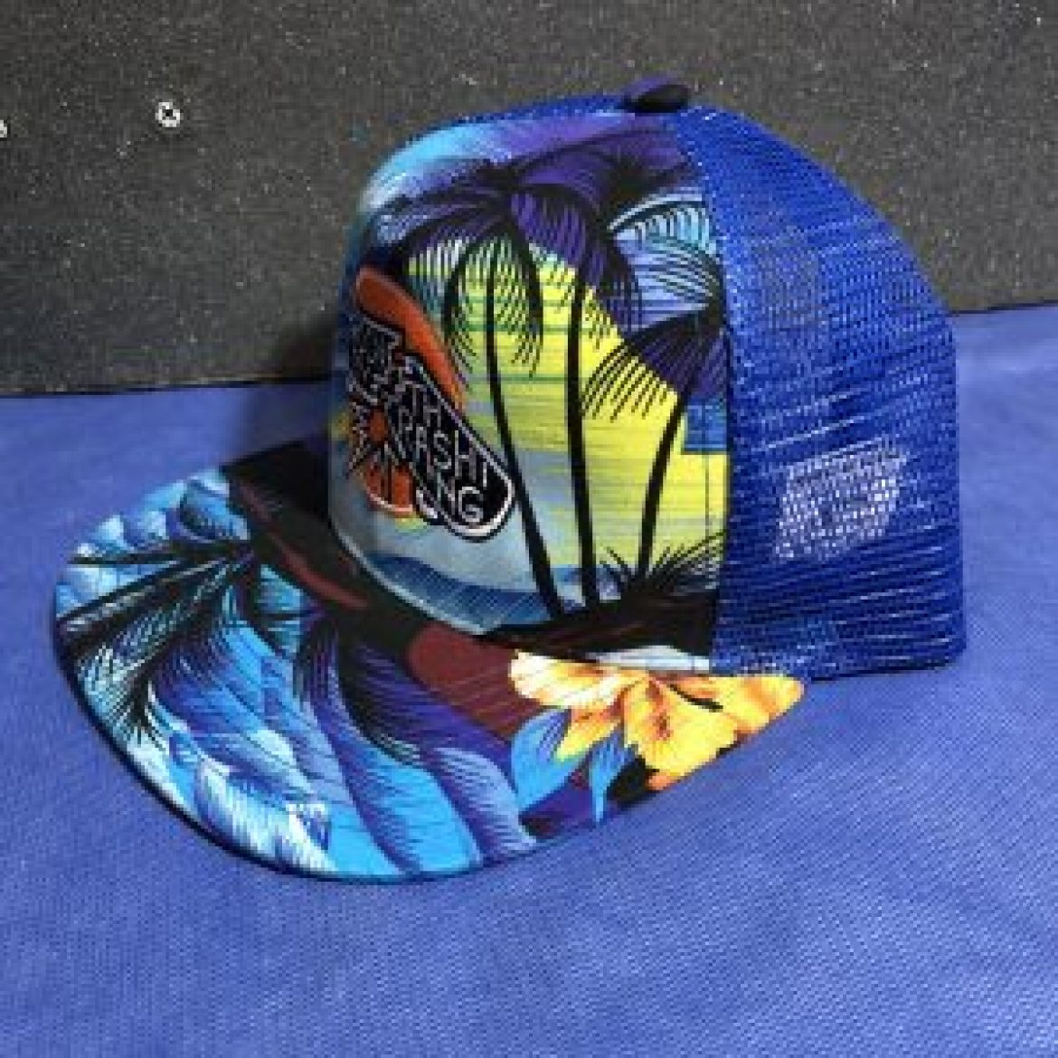 Hat Hawaiian Retreat