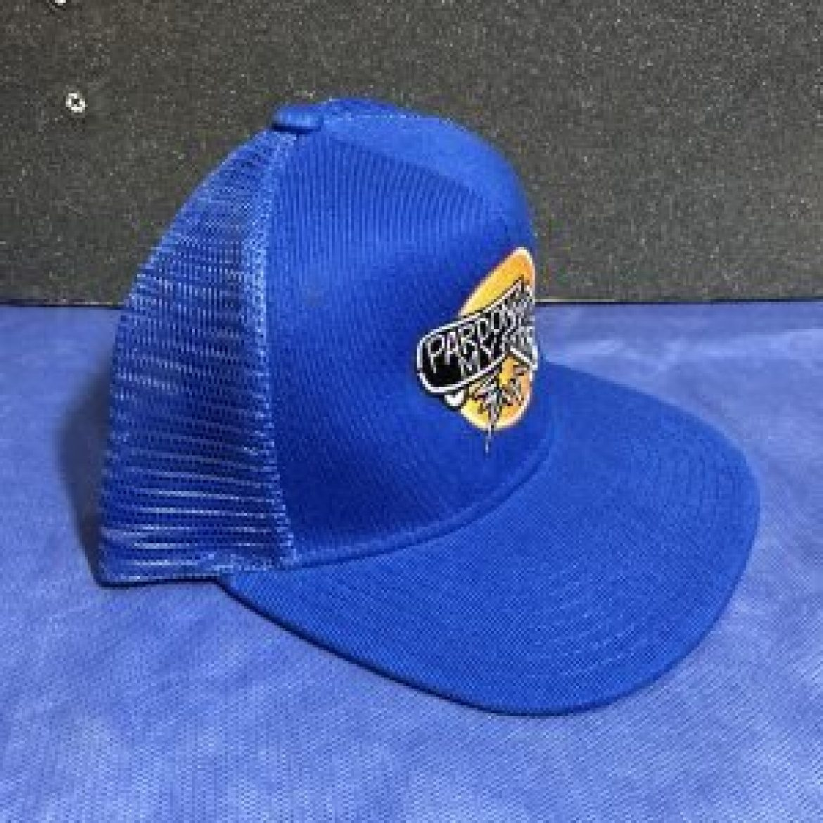 Hat Royal Blue